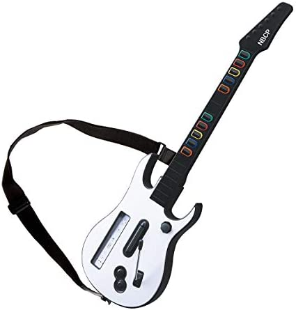 Wii guitar hero for wii controller wireless compatible with guitar hero Wii rock band 2 games product image