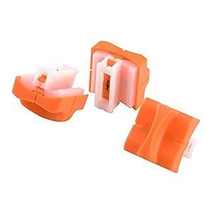 LETION Cuchilla de Repuesto de Guillotina de Papel con Diseño Prensado Seguro para Cortadora de Papel