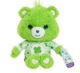 Care Bears 8' Beans Plush - Good Luck, Green