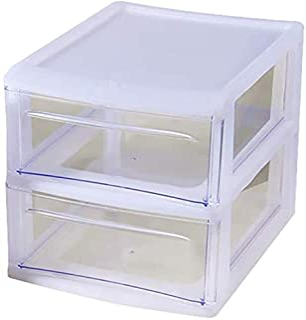 Classeurs WHLONG Papeterie de Bureau Office File Storage Box Creative Business à Deux Couches de Papier A4 Famille Tiroir ...