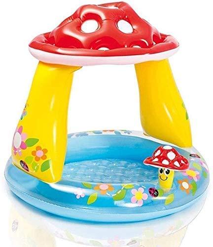 HJQFDC Faltungsschwimmbad, aufblasbarer Pool, Kinderbecken, Pool des Ozeans, Kindersandpool, Watschpool, Schwimmbad Garten Party Party Spielzeug Peng MEI