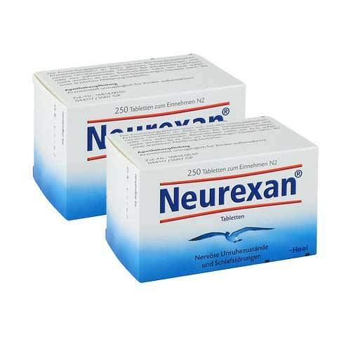 Neurexan Tabletten 500 St