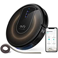 eufy by Anker RoboVac G30 Edge Robot Vacuum with Smart Dynamic Navigation 2.0, 2000Pa Suction, Wi-Fi, Boundary Strips, for Carpets and Hard Floors