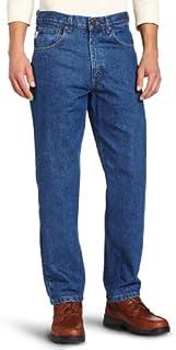 Carhartt Men's Five Pocket Tapered Leg Jean