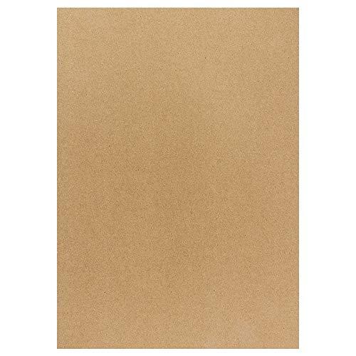 100 hojas de papel de estraza, DIN A4, 220 g/m²