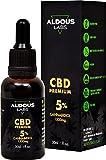 Olio di CBD autentico 5%   Spettro compl...