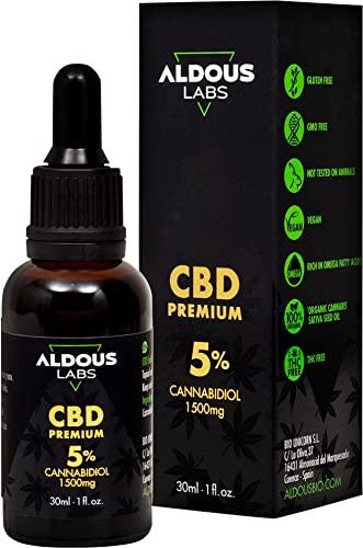 Auténtico CBD Oil 5% | Aceite de...