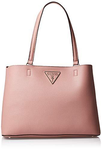 Guess - Aretha, Shoppers bolsos hombro Mujer, Rosa