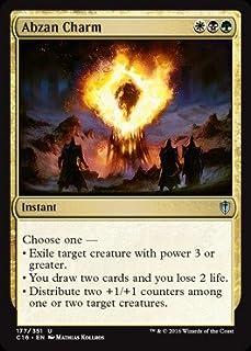 Magic The Gathering - Abzan Charm (177/351) - Commander 2016