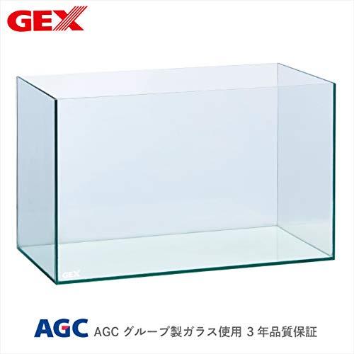 ジェックス グラステリア600ST フレームレス水槽