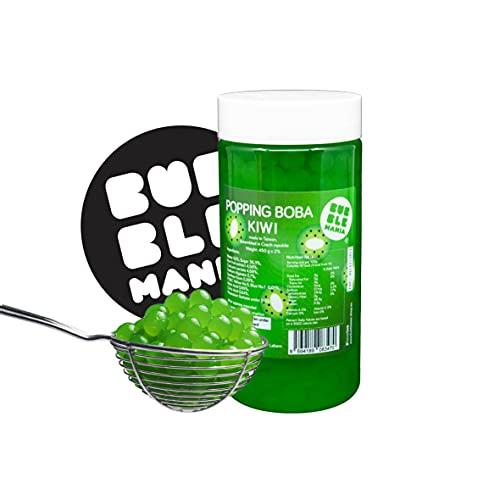 Originele Boba Popping fruitparels voor Bubble Tea Kiwi (450 g)