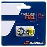 Babolat Custom Damp X2 Amortiguador de vibración de Tenis, Unisex Adulto,...
