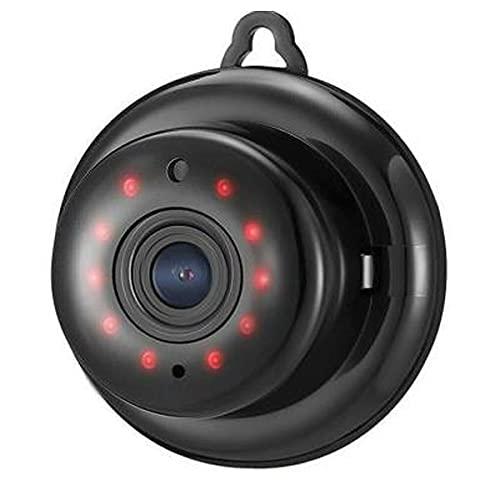 Cámara de seguridad al aire libre, cámara IP de vigilancia inalámbrica 1080P visión nocturna, detección de movimiento, IP66 impermeable, audio de 2 vías con panel solar