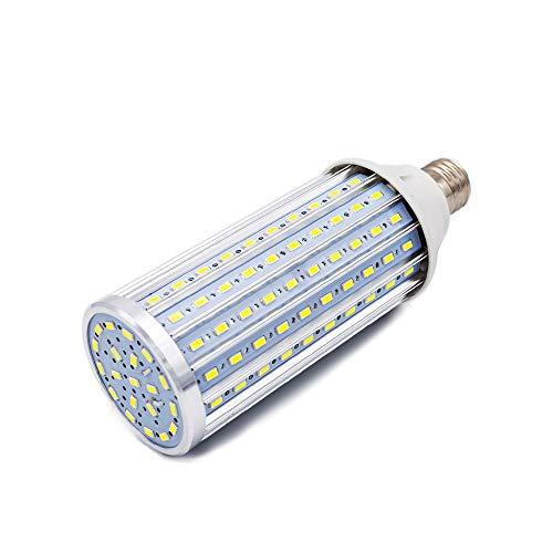 Bombilla LED E27, 60W LED maíz Bombilla 6500K Blanco Frío, 550W Incandescente Bombillas Equivalentes 5850lm 160x5630SMD No Regulable, Edison Bombillas de maíz (60W Blanco frío)