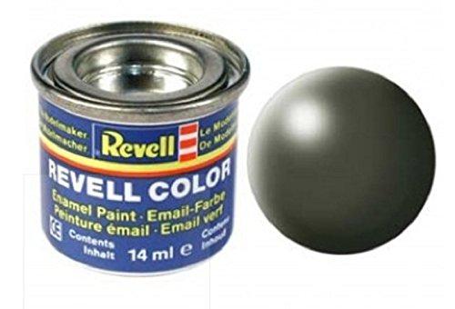 Revell 32361 Olivgrün, seidenmatt, Mehrfarbig