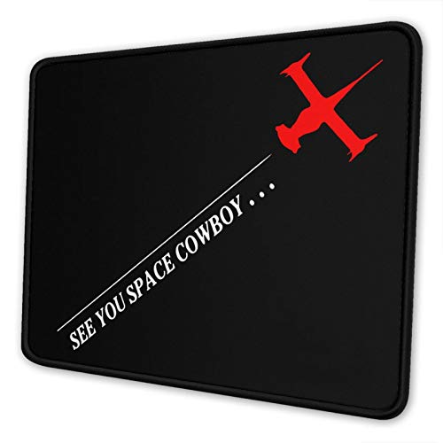 Cowboy Bebop Fashion Mouse Pad Mouse Pads for Computers, Office, Home 10 X 12 Inch