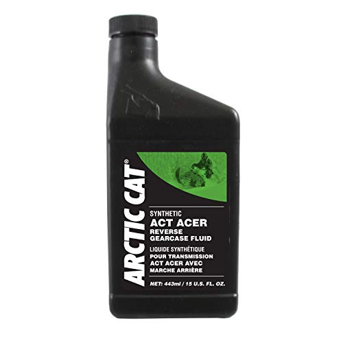 Arctic Cat New OEM Reverse Gearcase ACT ACER Fluid Synthetic Oil 15oz Bottle