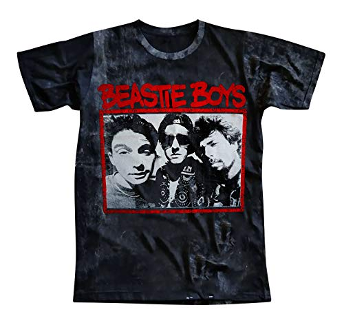 Unisex Beaste Boys Photo T-shirt for Adults, S to XL