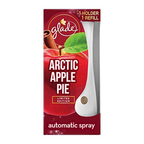 Glade Automatic Air Freshener, Auto Spray Odour Eliminator for Home, Arctic Apple Pie, 1 Starter...