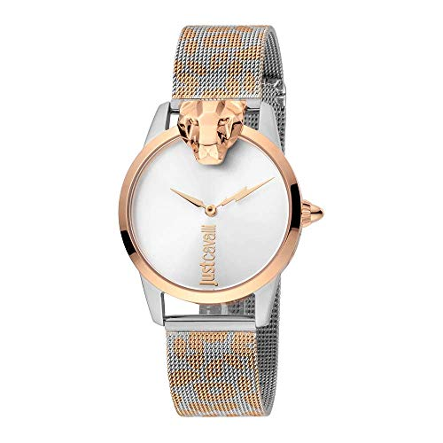 Just Cavalli horloge dames rosé goud