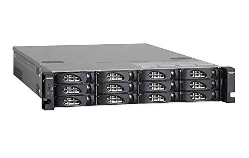 NETGEAR ReadyNAS 4312X Network Attached Storage 2X 10Gbase-T 2U Rackmount 12 Bay Diskless (RR4312X0-10000S)