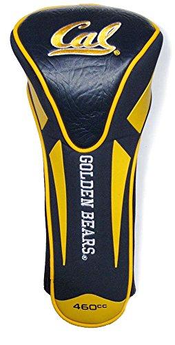 Team Golf NCAA California Golden Bears Golf Club Single Apex Driver Headcover, Fits All Oversized Clubs, Truly Sleek Design