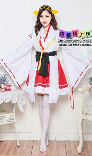 WSJDE Flottenkollektion King Kong Zhenming Cosplay Kleidung und Kleidung Zhenming OneSize