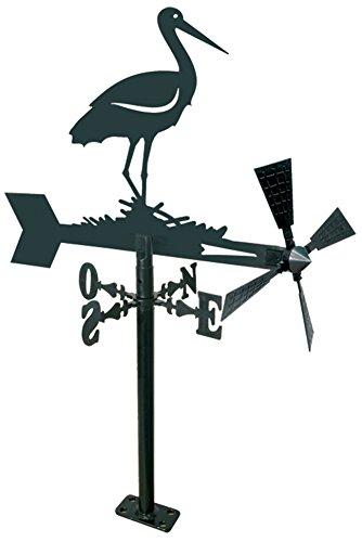 IMEX EL ZORRO 11215 girouette de Jardin Cigogne 480 mm