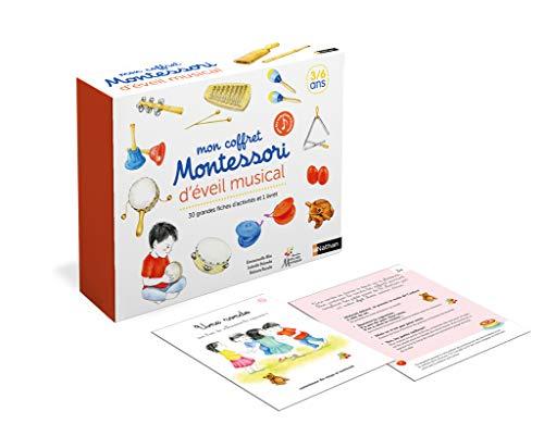 Jeu Montessori 3 ans