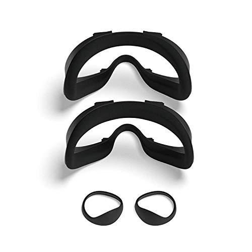 Pack Fit v2 pour Oculus Quest 2 contenant deux protections faciales et des anneaux anti-lumière – VR