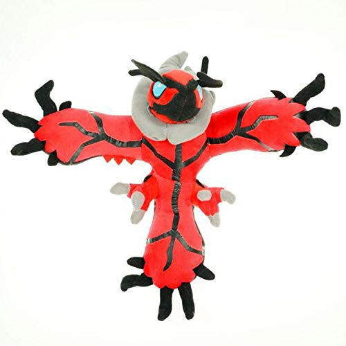 Kioiien Juguetes de Peluche yveltal Figuras de Anime de Dibujos Animados Pokemon muñeca Anime Juguete de Peluche títere Lindo Suave muñeca decoración niños niños Regalos cumpleaños d