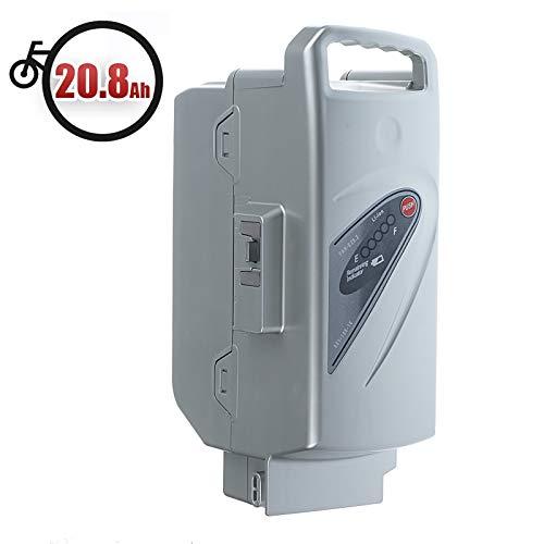 Vinteky 20.8Ah Batería de Litio de Bicicleta eléctrica Compatible con Panasonic 26V...