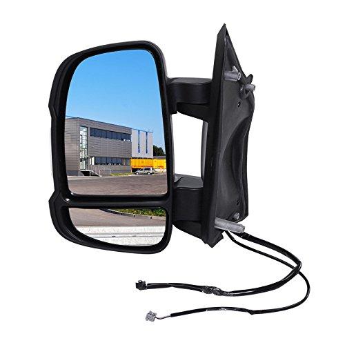Außenspiegel links elektrisch konvex mit Temperaturseonsor