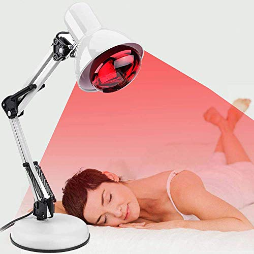 Buy Bargain Far Infrared Heat Desktop Lamp Mineral Therapy for Family Beauty Salon Health Centre Pai...