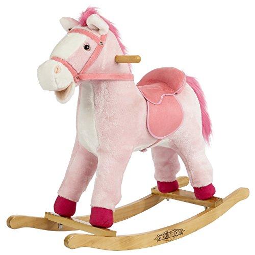 Rockin Rider Dazzle Rocking Horse Ride On