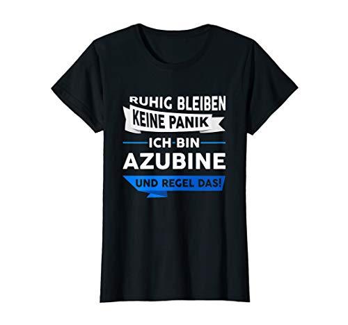 Damen Azubine Beruf Auszubildende Lehrling Ausbildung Geschenk T-Shirt