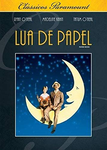 Dvd Lua De Papel - Ryan O'neal