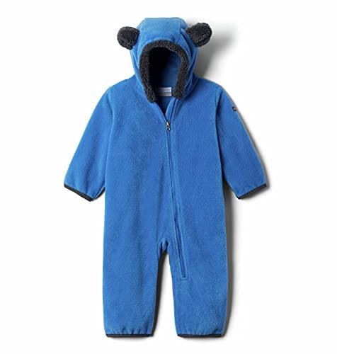 Columbia Tiny Bear II Mono para bebés, Unisex niños, Bright Indigo, 12/18