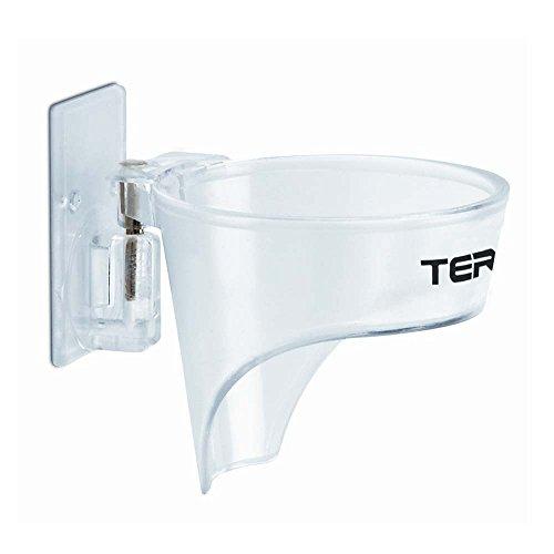 Termix- Soporte para secador de pelo color transparente de material resistente