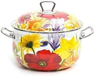 The Pioneer Woman Floral Garden 6.5-Quart Dutch Oven