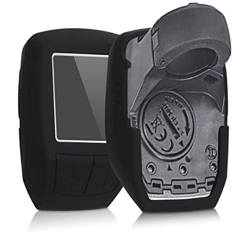 kwmobile Hülle kompatibel mit Bosch Purion - Silikon E-Bike Computer Cover Case Schutzhülle - Schwarz