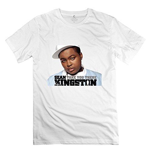 RZF Men's Sean Kingston T-Shirt-XL White