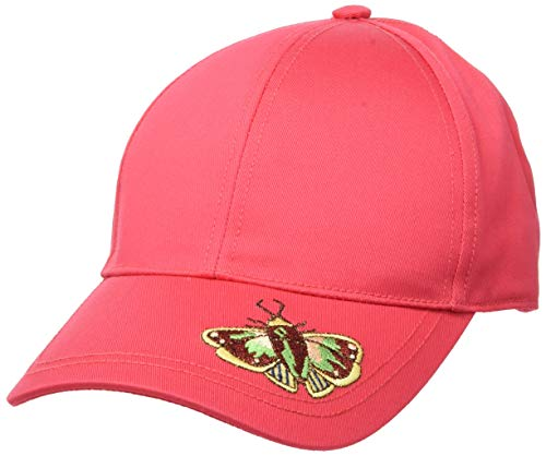 Petit Bateau Mädchen 5438701 Stirnband, Pink (Groseille Bxk), One Size (Herstellergröße: 10/12Jahre)