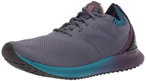 New Balance Men's FuelCell Echo V1 Running Shoe, Thunder/Dark Neptune, 10.5 W US