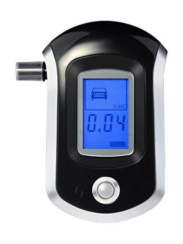 VicTsing pca002b-kle LCD Display Polizei Digital Atem Alkohol Tester