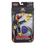 Hasbro Deadpool- Fig. LEGENS 6' Deadpool Yellow