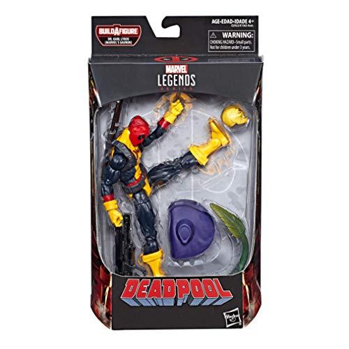 Marvel Legends Series 6-inch Deadpool 2