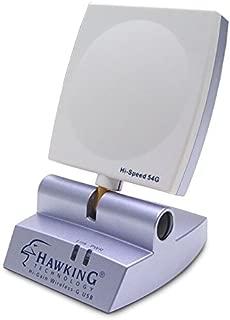 Hawking Wireless G USB Network Adapter w. Hi Gain 6db Antenna(HWU54D)