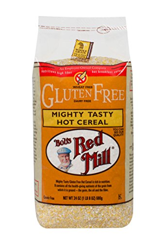Bob's Red Mill Gluten Free Mighty Tasty Hot Cereal, 24 oz