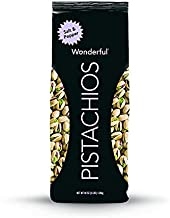 Wonderful Pistachios, Salt and Pepper Flavor, 48 Ounce Bag (2-Pack (48 Ounce Bag))